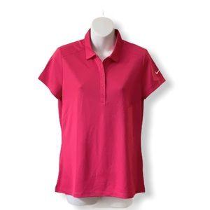 Nike Women's Golf Dri-FIT Short Sleeve Polo Shirt